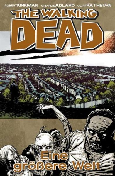 The Walking Dead 16: Eine größere Welt Cover
