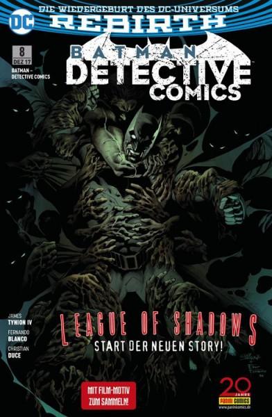 Batman: Detective Comics 8