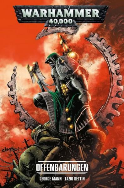 Warhammer 40.000: 2: Offenbarungen