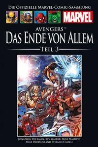 Hachette Marvel Collection 143: Avengers - Das Ende von allem 3