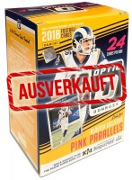 NFL 2018 DONRUSS Optic Football Trading Cards -  Blasterbox