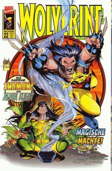 Wolverine 22: Magische Mächte