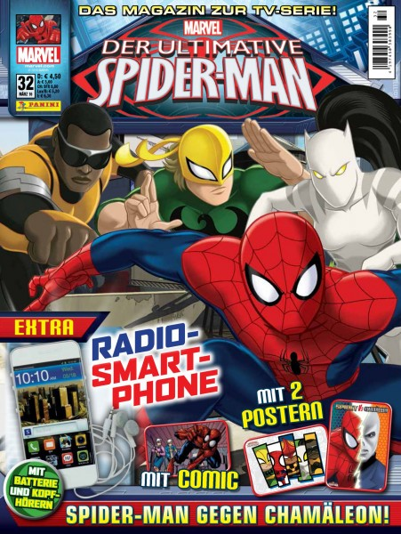 Der ultimative Spider-Man - Magazin 32