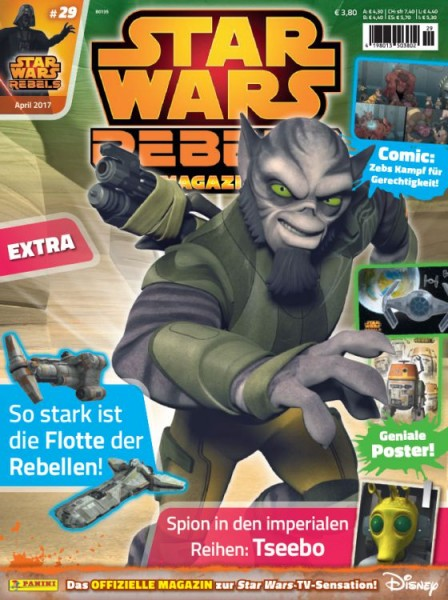 Star Wars: Rebels - Magazin 29
