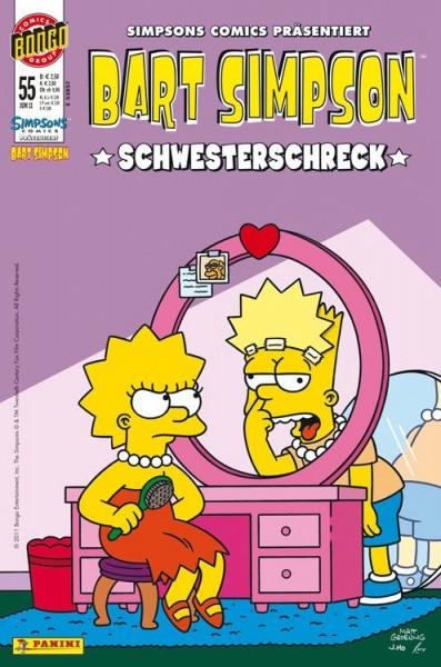 Bart Simpson Comics 55