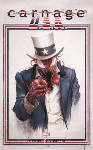Marvel Exklusiv 101: Carnage USA Hardcover
