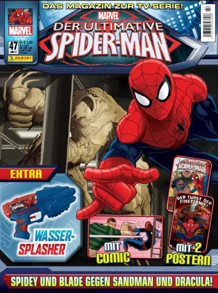 Der ultimative Spider-Man - Magazin 47