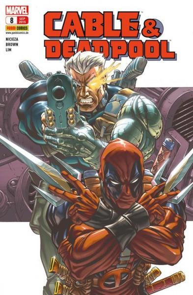 Cable & Deadpool 8