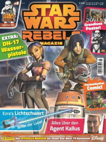 Star Wars: Rebels - Magazin 8