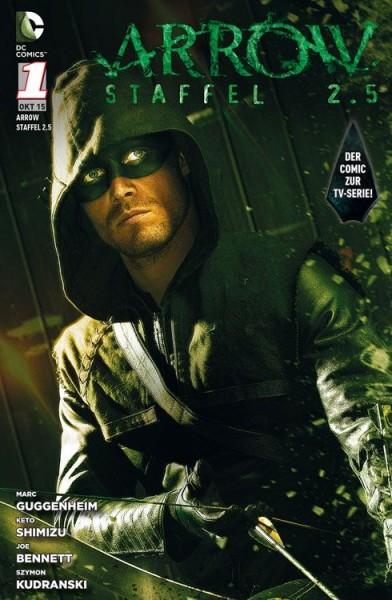 Arrow 2.5. - Staffel 1