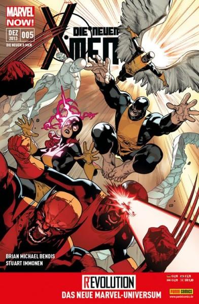 Die neuen X-Men 5