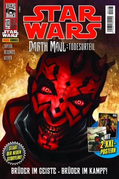 Star Wars 103: Darth Maul: Todesurteil