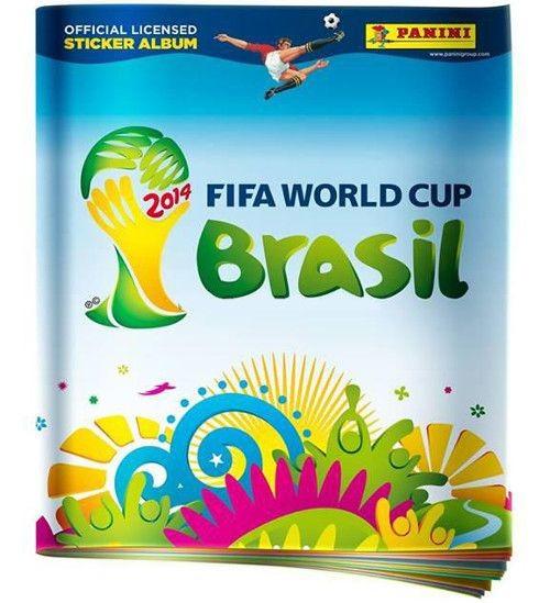 FIFA World Cup Brasilien 2014 - Sticker-Album