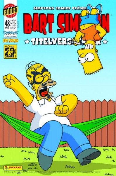 Bart Simpson Comics 48