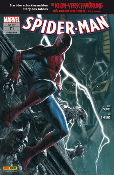 Spider-Man 11 (2016): Die Klon-Verschwörung - Rückkehr der Toten 1
