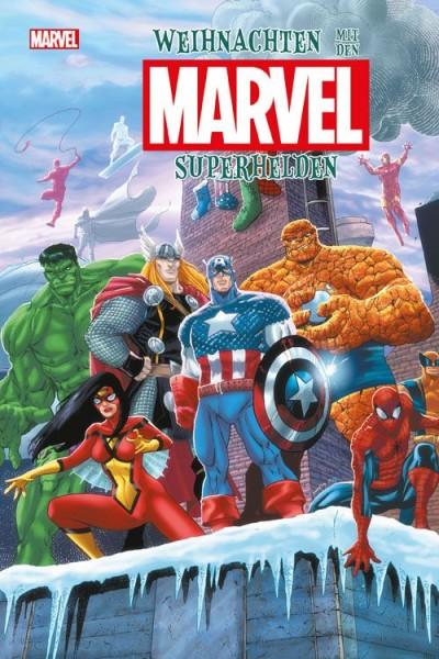 Weihnachten mit den Marvel - Superhelden