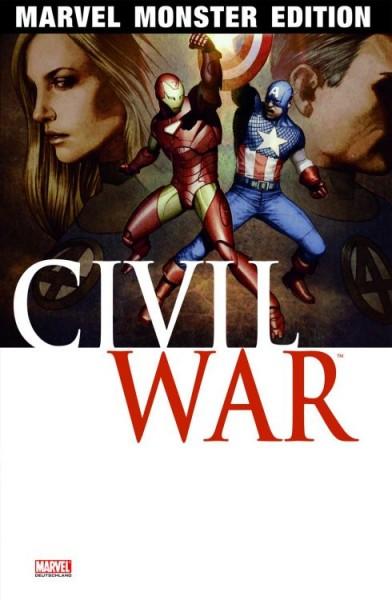 Marvel Monster Edition 19: Civil War 1