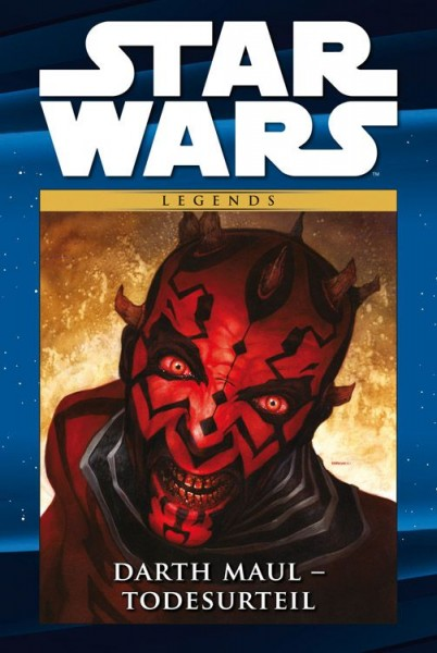 Star Wars Comic-Kollektion 11: Darth Maul - Todesurteil