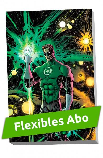 Flexibles Abo - Green Lantern