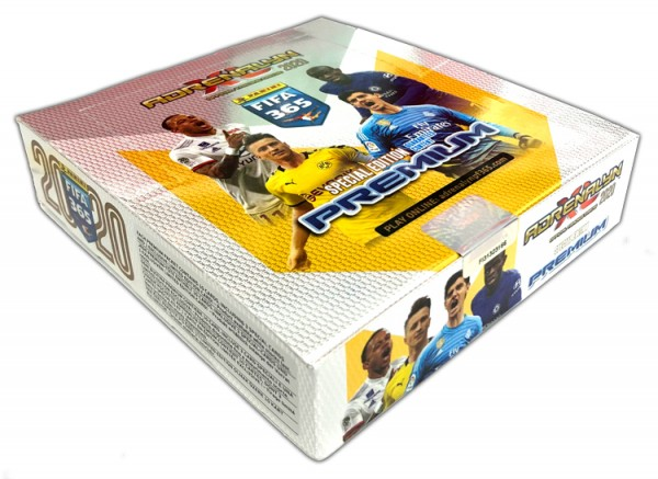 Panini FIFA 365 Adrenalyn XL 2020 Kollektion – Premium Box