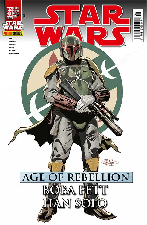 Star Wars 56: Age of Rebellion - Han...