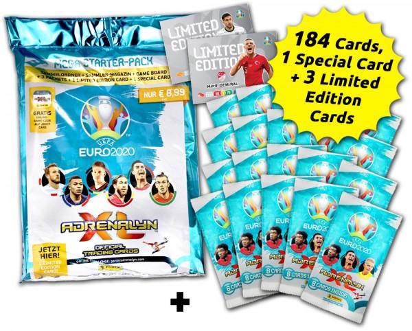UEFA Euro 2020 Adrenalyn XL Sammelbundle