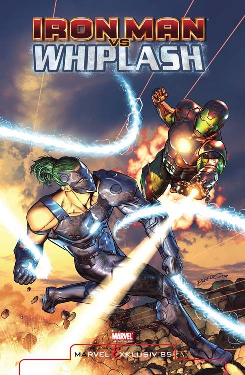 Marvel Exklusiv 85: Iron Man vs....