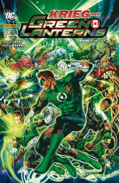 Green Lantern 28: Krieg der Green Lanterns 1