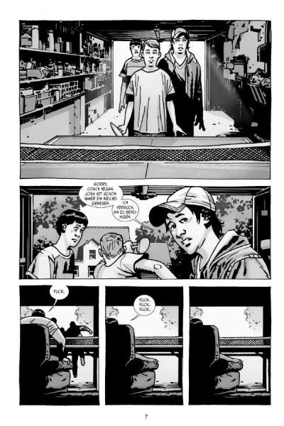 The Walking Dead: Negan ist hier Blick in den Comic