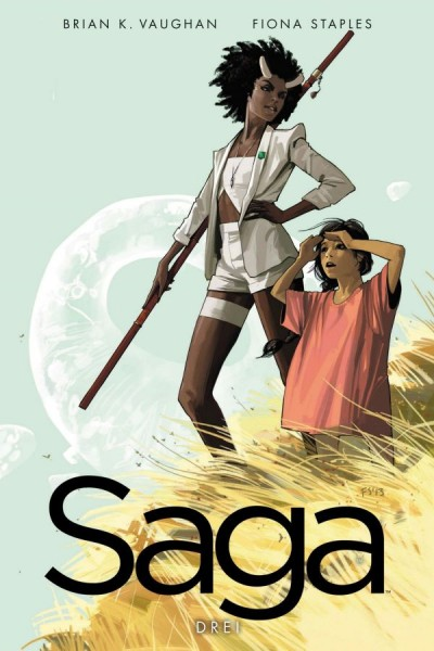 Saga 3 Cover