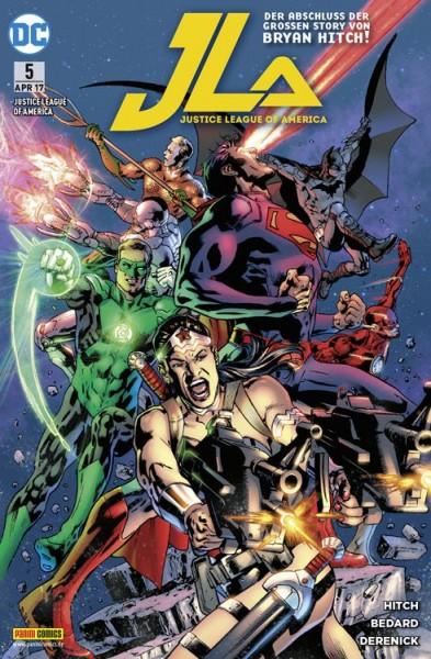 Justice League of America 5