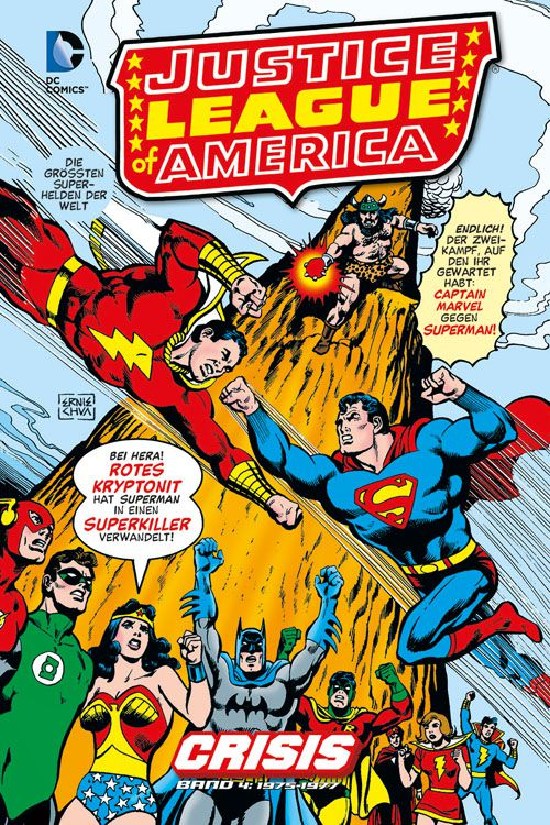Justice League of America: Crisis 4