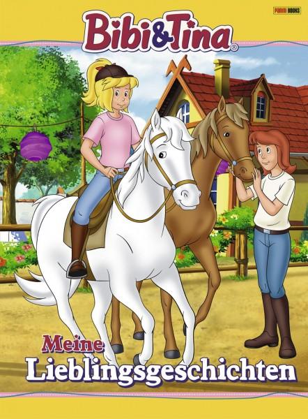 Bibi & Tina – Meine Lieblingsgeschichten Cover