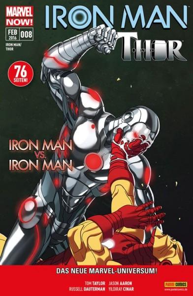 Iron Man/Thor 8