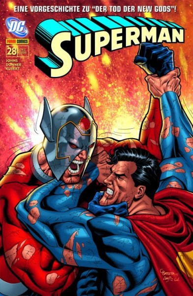 Superman Sonderband 28: Der letzte Sohn II