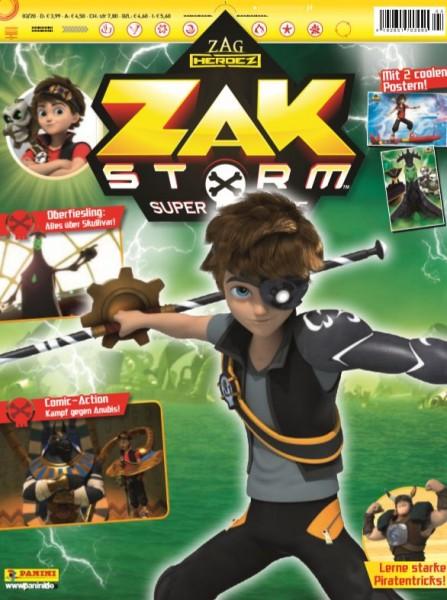 Zak Storm Magazin 03/20 Cover