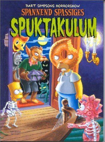 Bart Simpsons Horrorshow 2: Spannend spassiges Spuktakulum