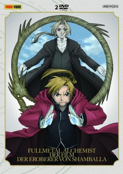 Fullmetal Alchemist - Der Film der Eroberer von Shamballa Deluxe Edition