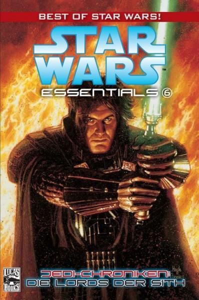 Star Wars Essentials 6: Die Lords der Sith