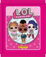 L.O.L. Surprise Stickerkollektion - Tüte