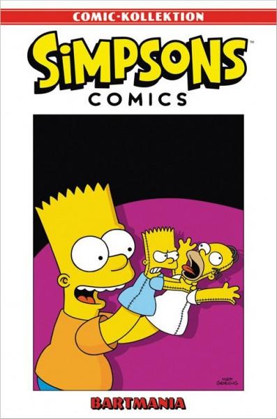 Simpsons Comic-Kollektion 29: Bartmania Cover