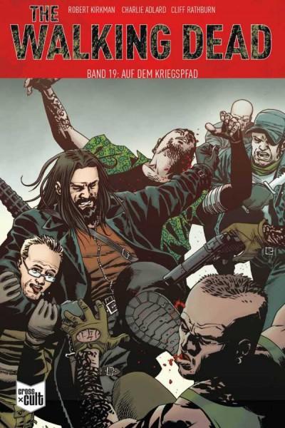 The Walking Dead 19: Auf dem Kriegspfad Softcover