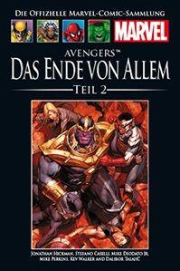 Hachette Marvel Collection 140: Avengers: Das Ende von allem 2