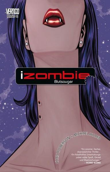 Izombie 2: Blutsauger