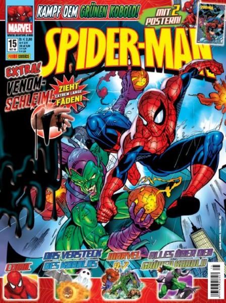 Spider-Man Magazin 15