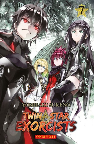 Twin Star Exorcists - Onmyoji 7