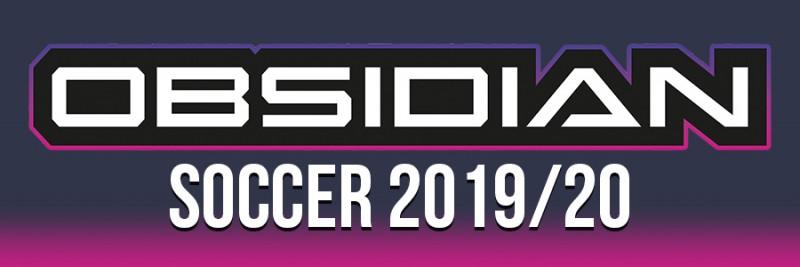 Obnsidian Soccer 2019/20 Banner
