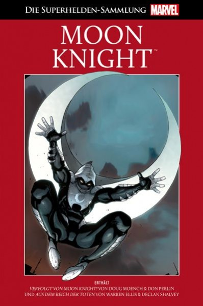 Die Marvel Superhelden Sammlung 43: Moon Knight