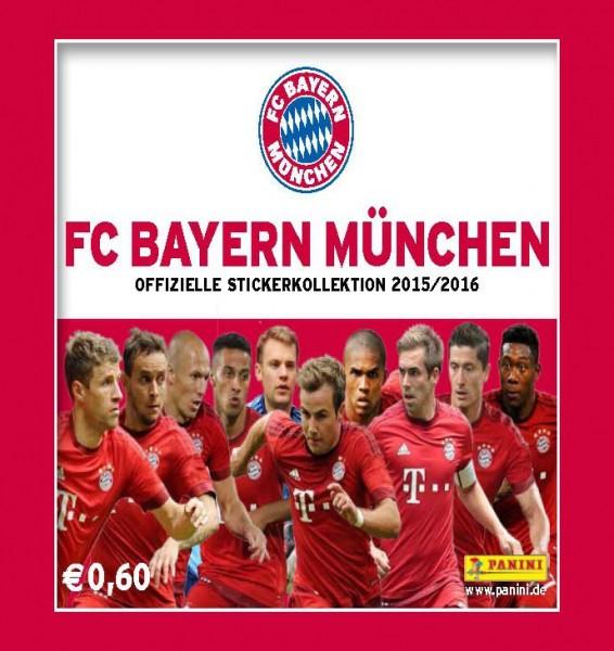 FC Bayern München 2015/2016 - 1 Tüte