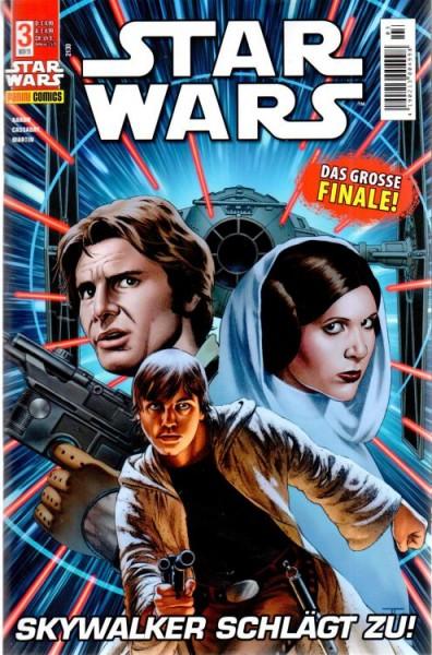 Star Wars 3: Skywalker schlägt zu! 2 - Kiosk-Ausgabe
